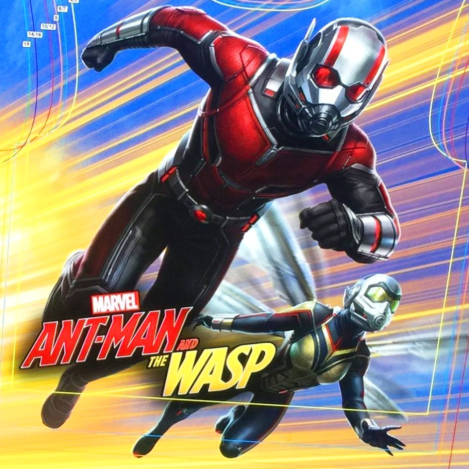 Review ant man and the wasp