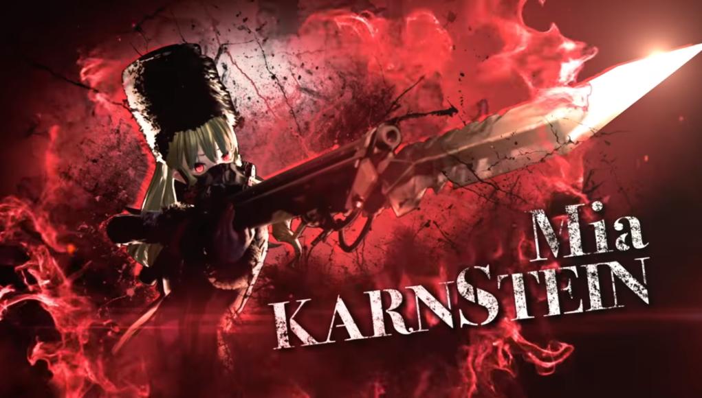 Mia Karnstein se luce en el nuevo trailer de Code Vein