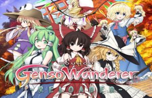 [Review] Touhou Genso Wanderer Reloaded