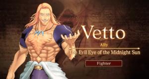 Vetto protagoniza el nuevo trailer de Black Clover: Quartet Knights