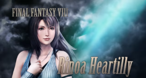 Rinoa Heartilly llega hoy a la arena de Dissidia Final Fantasy NT