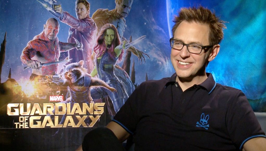 ¿ Vuelve James Gunn a Guardianes de la Galaxia Vol.3?