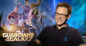 ¿ Vuelve James Gunn a Guardianes de la Galaxia Vol.3?