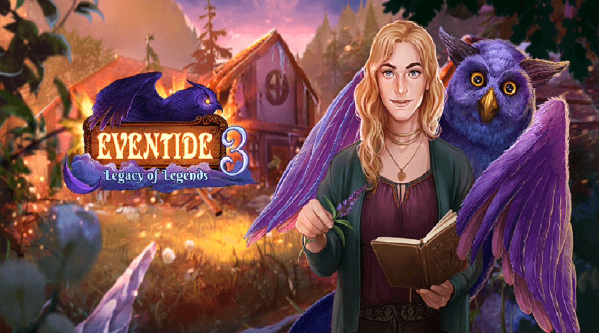 [Review] Eventide 3: Legacy of Legends