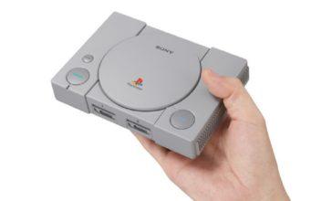 PlayStation Classic es anunciada