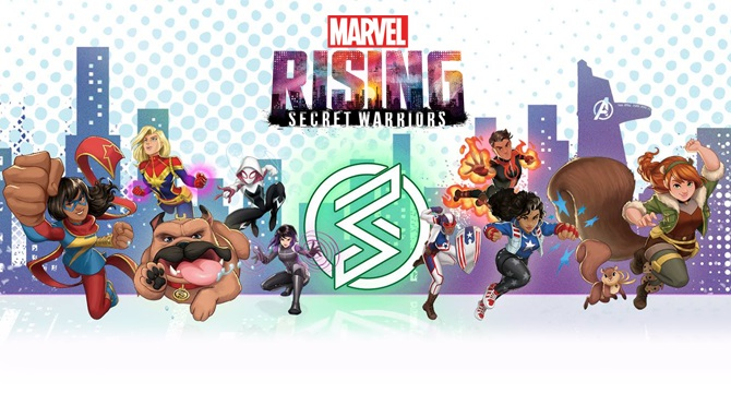 Marvel Rising: Secret Warriors Trailer