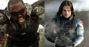 serie de Winter Soldier-Falcon