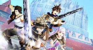 [Review] Black Clover: Quartet Knights