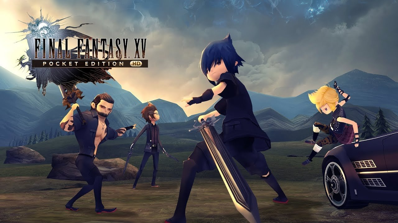 [Review] Final Fantasy XV Pocket Edition HD