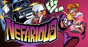 [Review] Nefarious