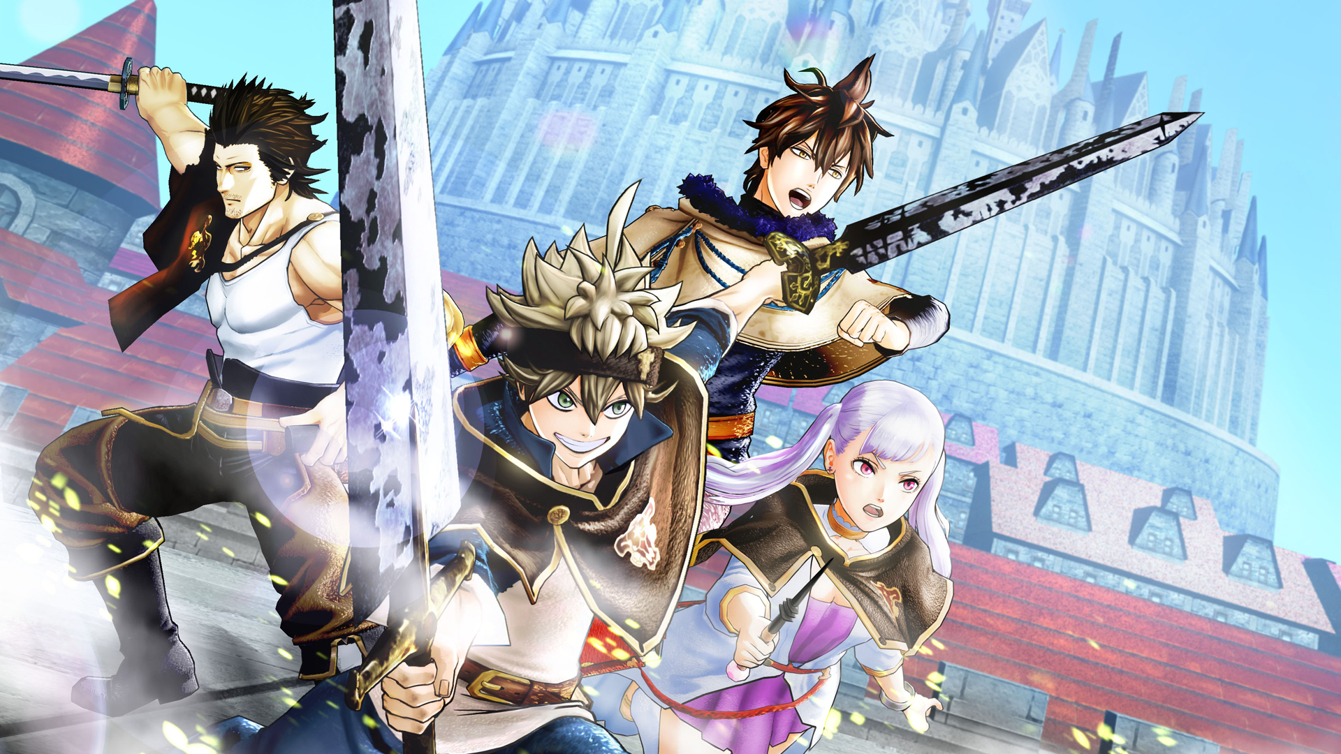 [Review] Black Clover: Quartet Knights