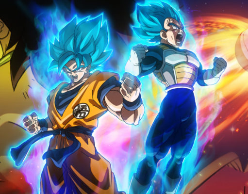 novela de Dragon Ball Super Broly