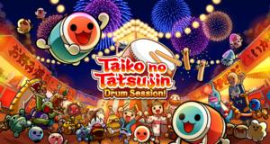 [Review] Taiko no Tatsujin: Drum Session!