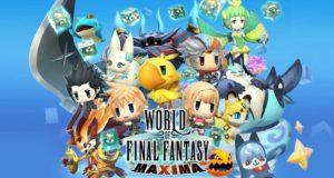 [Review] World of Final Fantasy Maxima