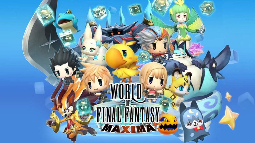 [Review] World of Final Fantasy Maxima