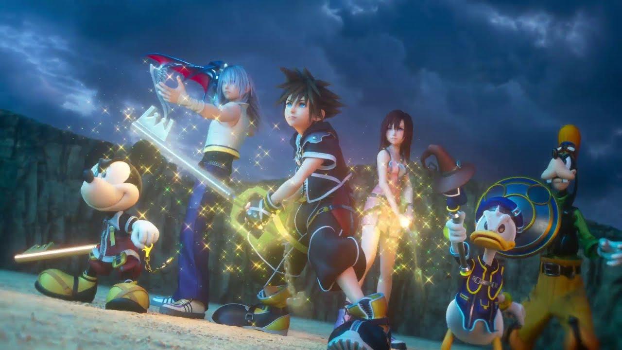 Conocemos algunas de las keyblade que estarán en Kingdom Hearts III