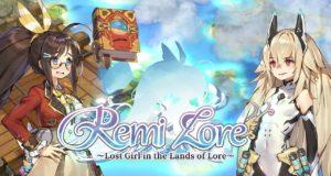 RemiLore: Lost Girl in the Lands of Lore presenta nuevos vídeos gameplay