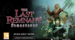 The Last Remnant Remastered estrena trailer de lanzamiento