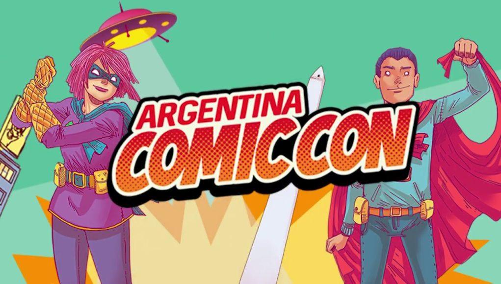 Ya está disponible la Preventa 1 para la Argentina Comic Con 2020
