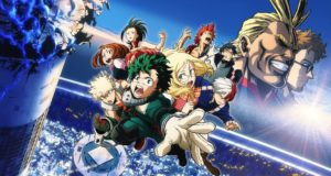 [Review] My Hero Academia: Two Heroes