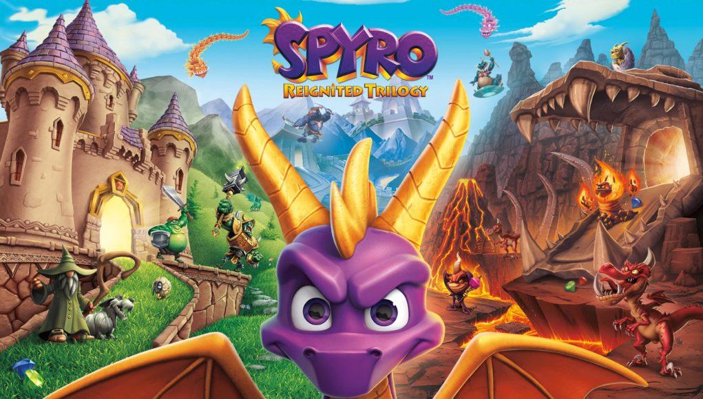 [Review] Spyro Reignited Trilogy