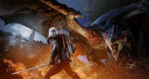 La colaboración entre Monster Hunter: World y The Witcher III ya tiene fecha