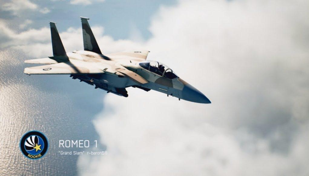 Conocemos el modo multijugador de Ace Combat 7: Skies Unknown en su nuevo trailer.