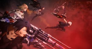 god eater 3 trailer online