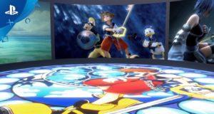 Kingdom Hearts: VR Experience se retrasa otra vez