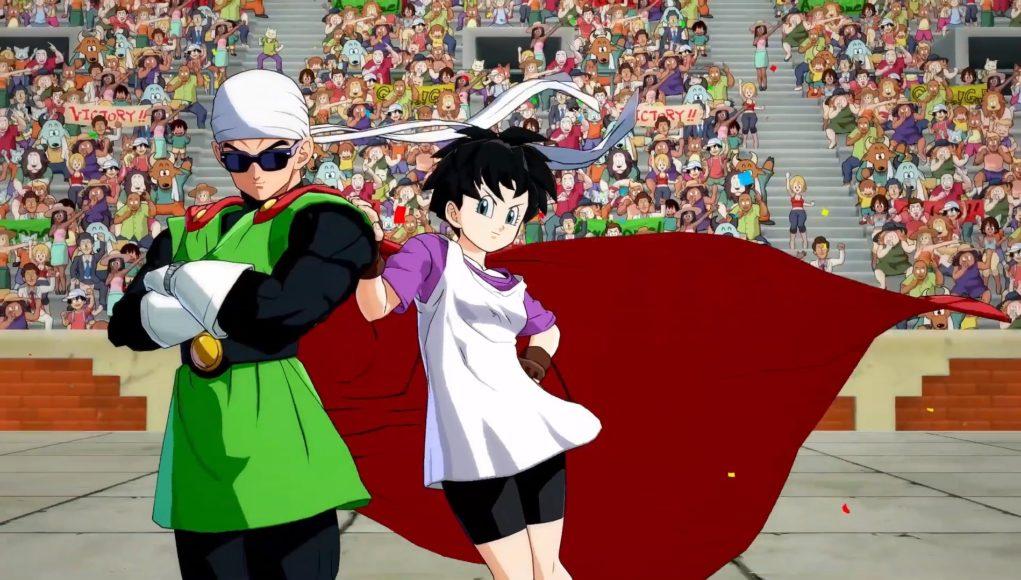 Jiren y Videl se lucen en el nuevo trailer de Dragon Ball FighterZ