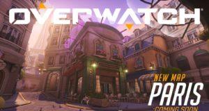 Paris, el nuevo mapa de Overwatch llega hoy al RPP