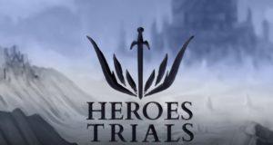 Anunciada la fecha de salida para Heroes Trials