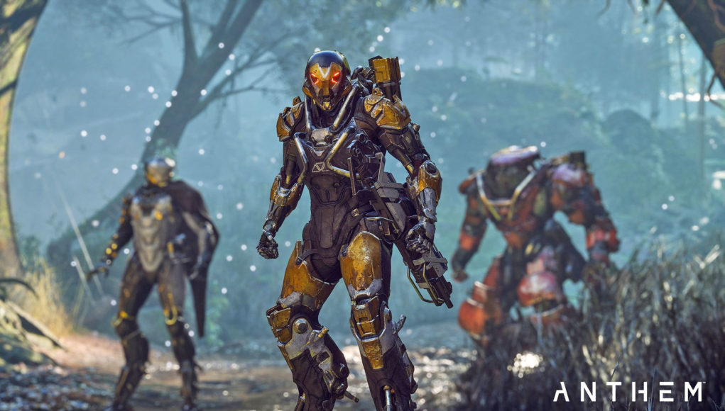 Revelados los requisitos de Anthem para PC