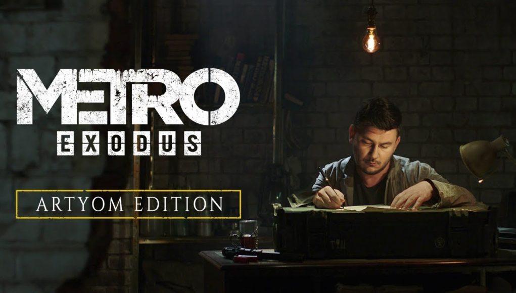 Deep Silver ha anunciado la Master Artyom Edition, una edición muy limitada para Metro Exodus