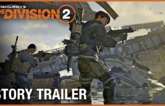 Conocemos la historia de The Division 2 en su nuevo trailer