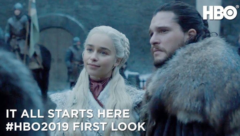 HBO nos da un vistazo a todo lo que llega en 2019