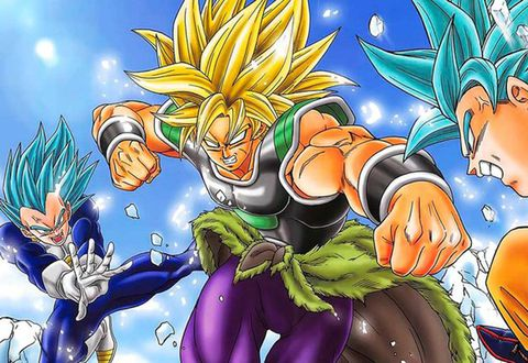 Review Dragon Ball Super Broly