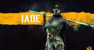 Jade esta de regreso en Mortal Kombat 11