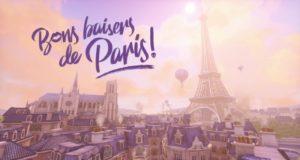 Paris, el nuevo mapa para Overwatch ya se encuentra disponible
