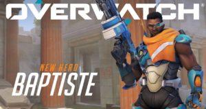 Baptiste llega hoy al servidor oficial de Overwatch