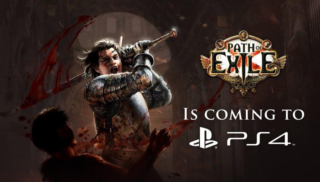 Path of Exile finalmente tiene fecha de salida en PS4