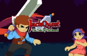 [Review] JackQuest: The Tale of The Sword
