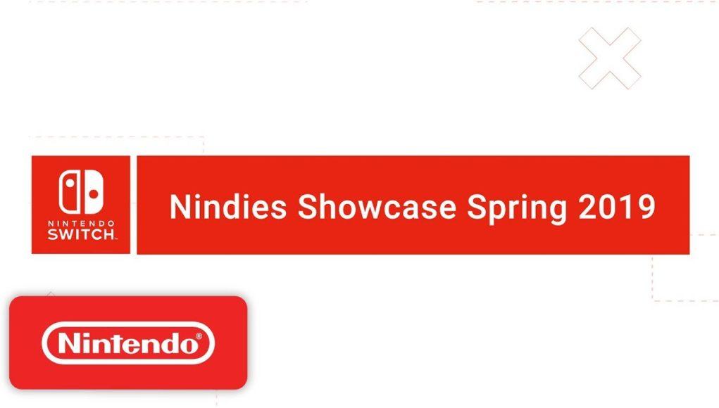 Nindies Showcase Spring 2019