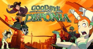 [Review] Goodbye Deponia