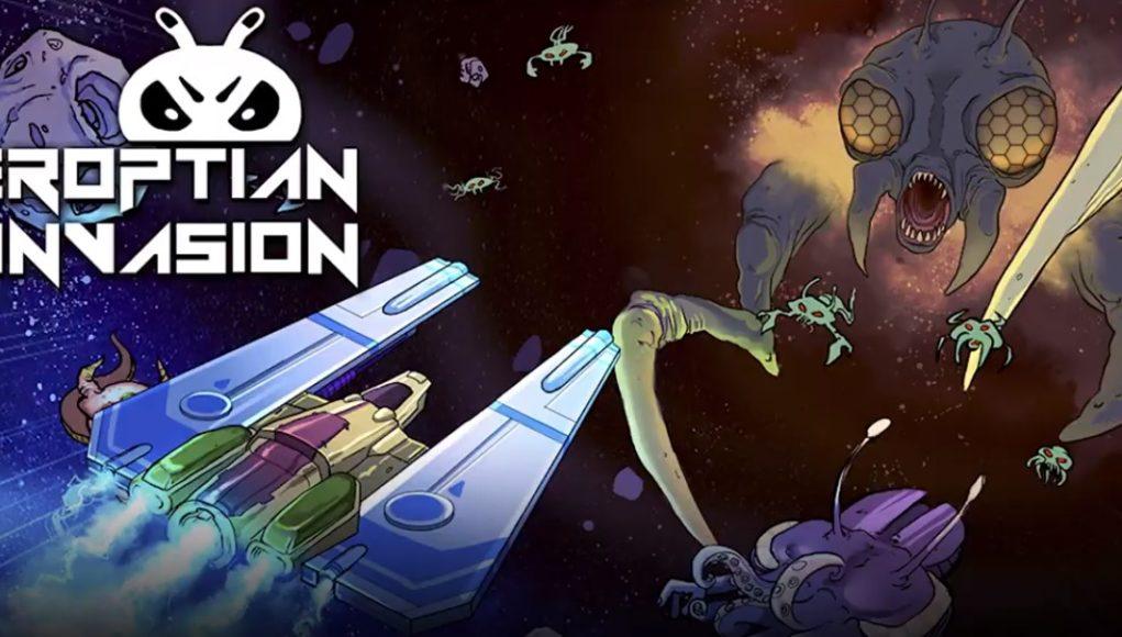 Anunciada la fecha de salida para Zeroptian Invasion