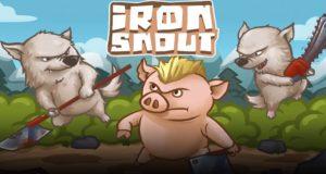 Anunciada la fecha de salida para Iron Snout