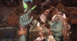 Cetrion sera un personaje jugable en Mortal Kombat 11
