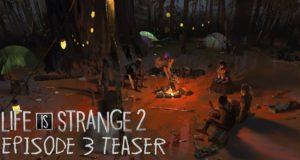 Wastelands, el tercer episodio de Life is Strange 2 presenta teaser trailer