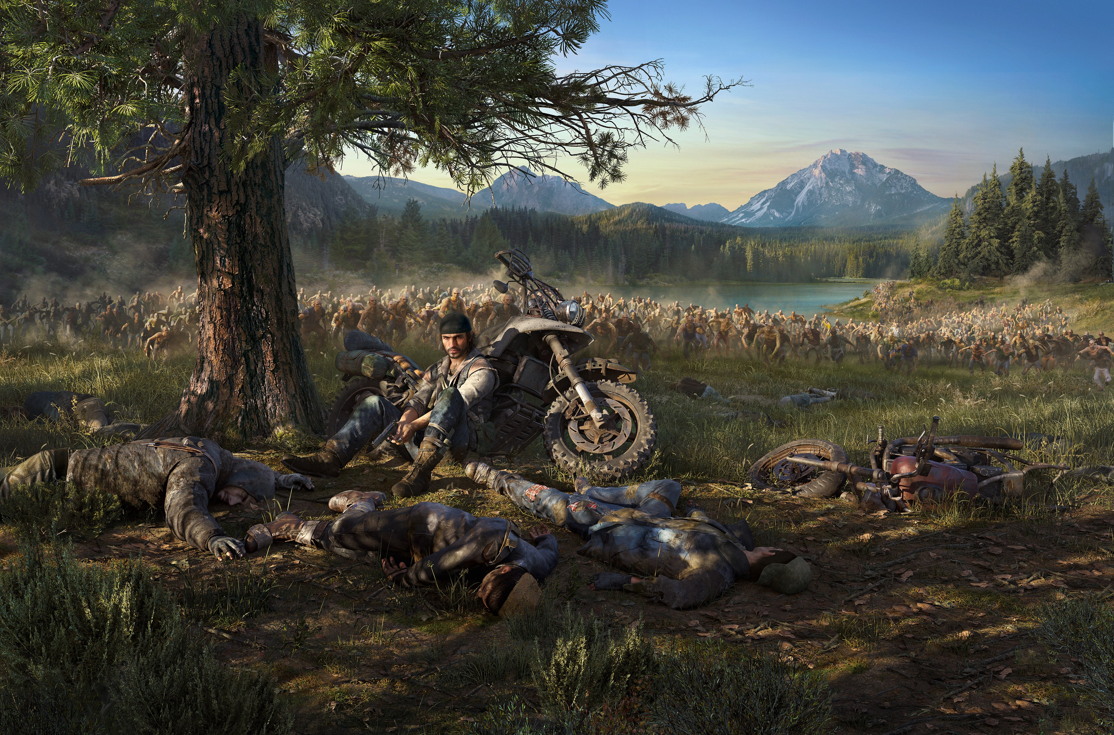 [Review] Days Gone
