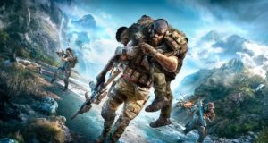 Tom Clancy´s Ghost Recon Breakpoint es anunciado